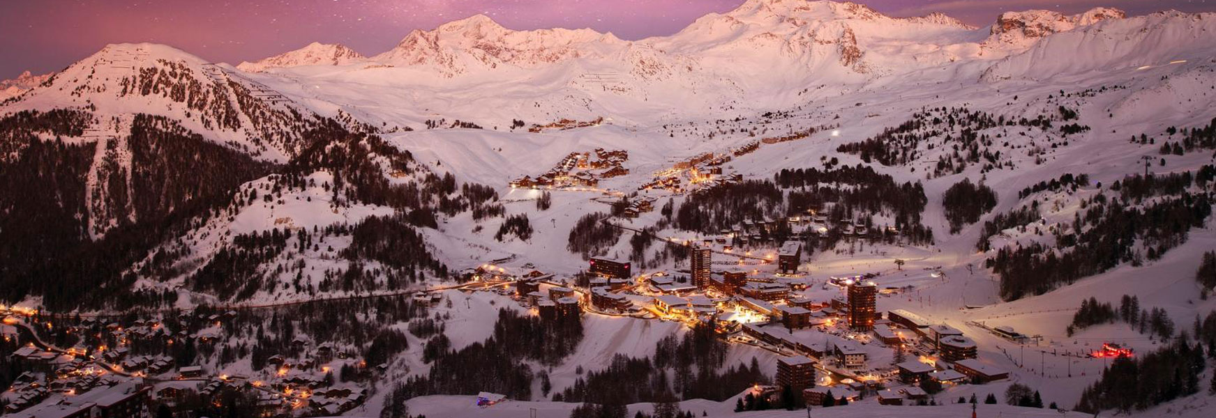 Location Ski Intersport La Plagne Centre